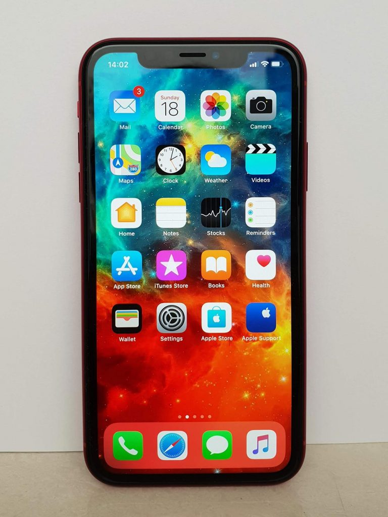 iPhone XR 正面