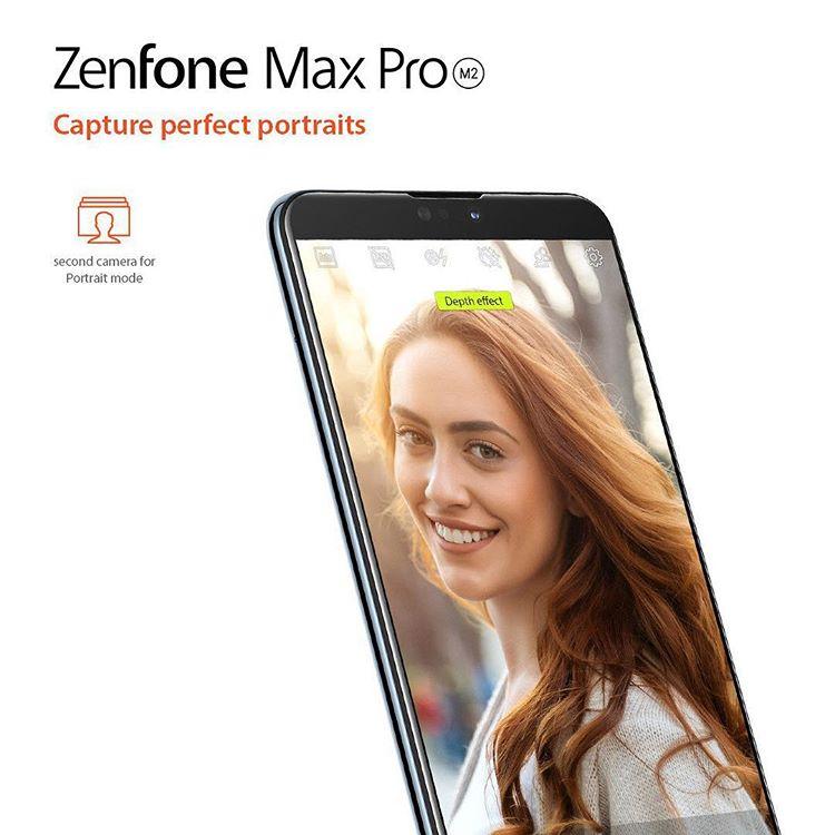 高颜值,强劲性能,长继航的中端王者——Asus ZenFone Max Pro (M2) 12