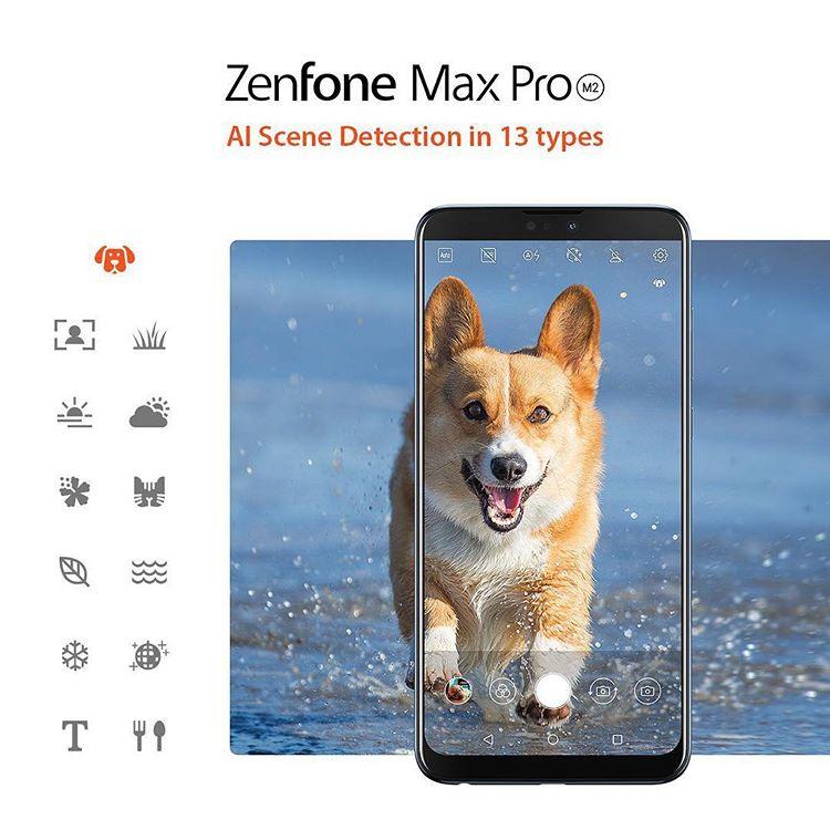高颜值,强劲性能,长继航的中端王者——Asus ZenFone Max Pro (M2) 11