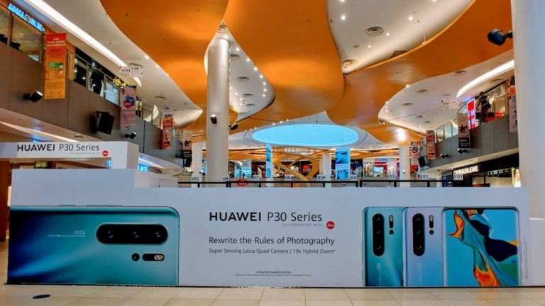 Huawei P30 Series Lanuch Event - Singapore