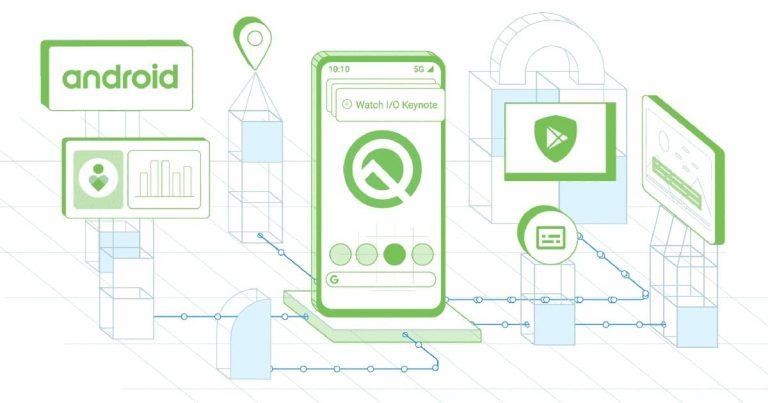 Android Q 操作系统已为折叠屏及5G技术做好准备,同时更注重使用者的安全及隐私
