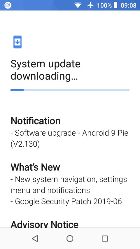 Nokia 1 获 Android Pie (Go Edition) 系统升级 2