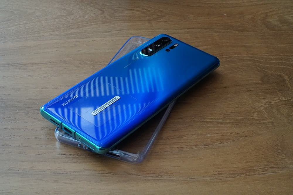 Huawei P30 Pro - 开箱