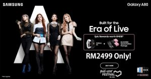 【更新:BLACKPINK礼盒】Samsung Galaxy A80 定7月12日开售,售价RM2499