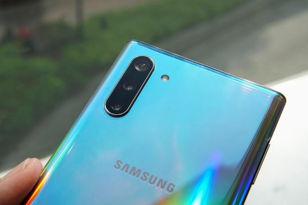 Samsung Galaxy Note10 快速体验 10