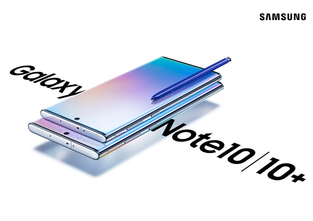 Samsung Galaxy Note10 系列