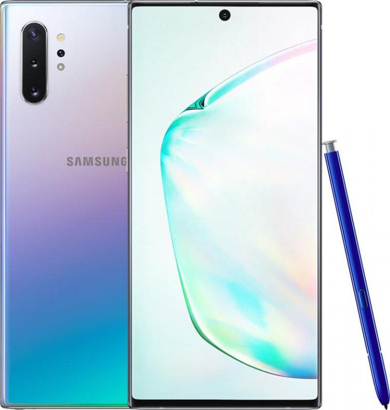 Samsung Galaxy Note10+ (Aura Glow)