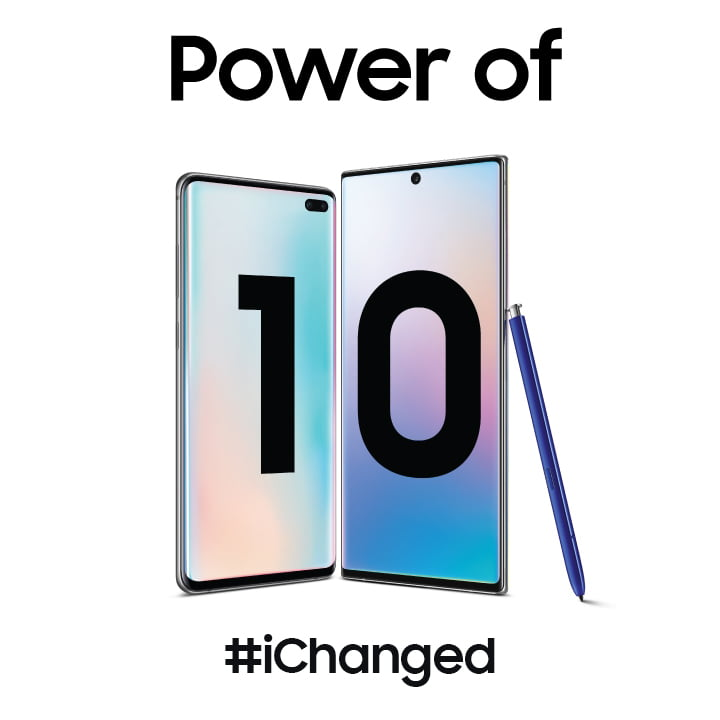 Samsung Power of 10
