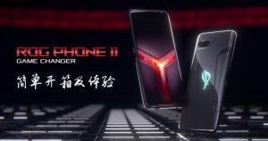 Asus ROG Phone II 简单开箱及体验