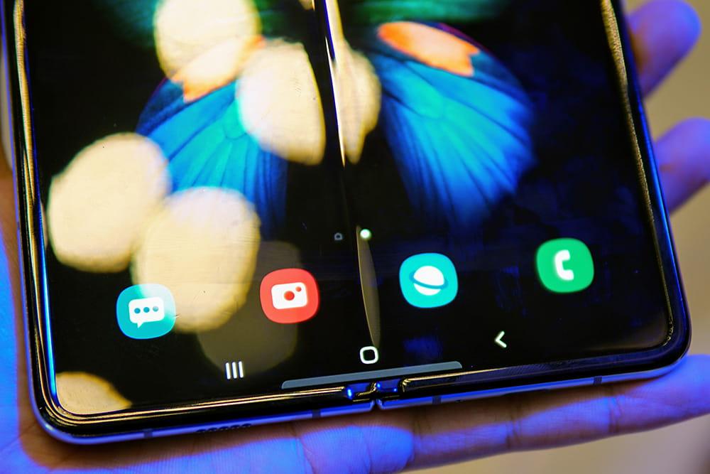 Samsung Galaxy Fold 简单上手 3