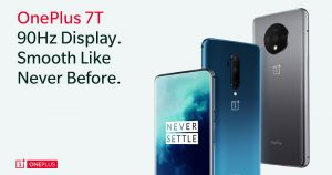 Read more about the article OnePlus 借由 OnePlus 7T 系列诠释对速度的追求