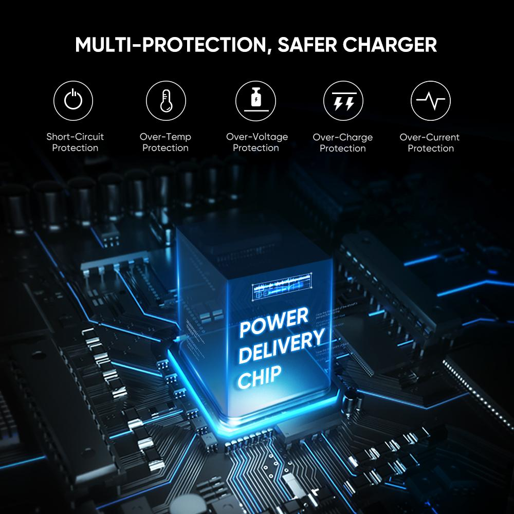 【更新:Android 快充】UGREEN 18W Power Delivery / Quick Charge 快充组合体验 4