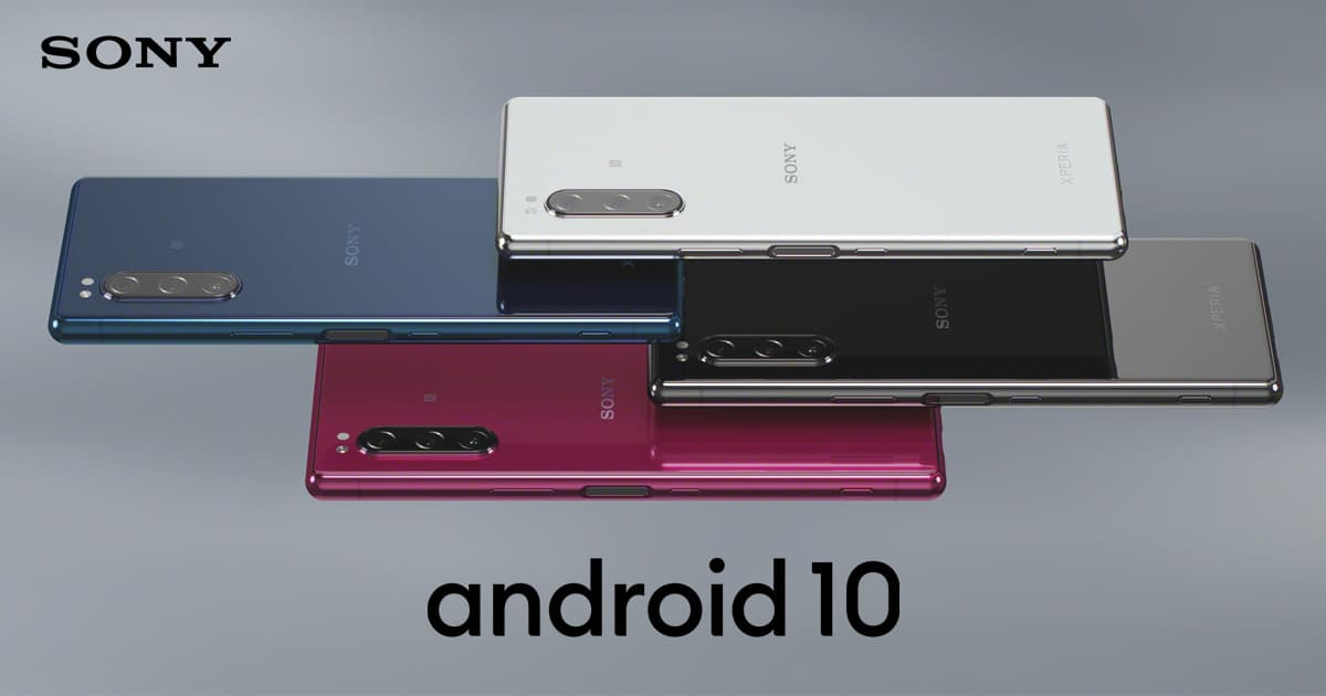 Sony 公布旗下 Xperia 手机的 Android 10 升级计划