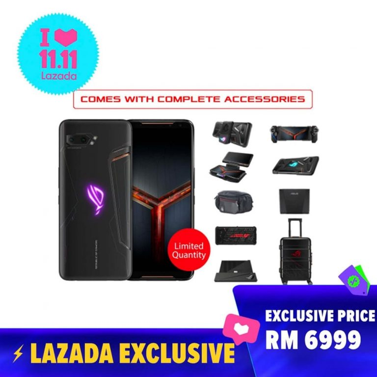 Asus ROG Phone II Super Pack