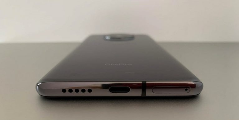 OnePlus 7T 评测——设计