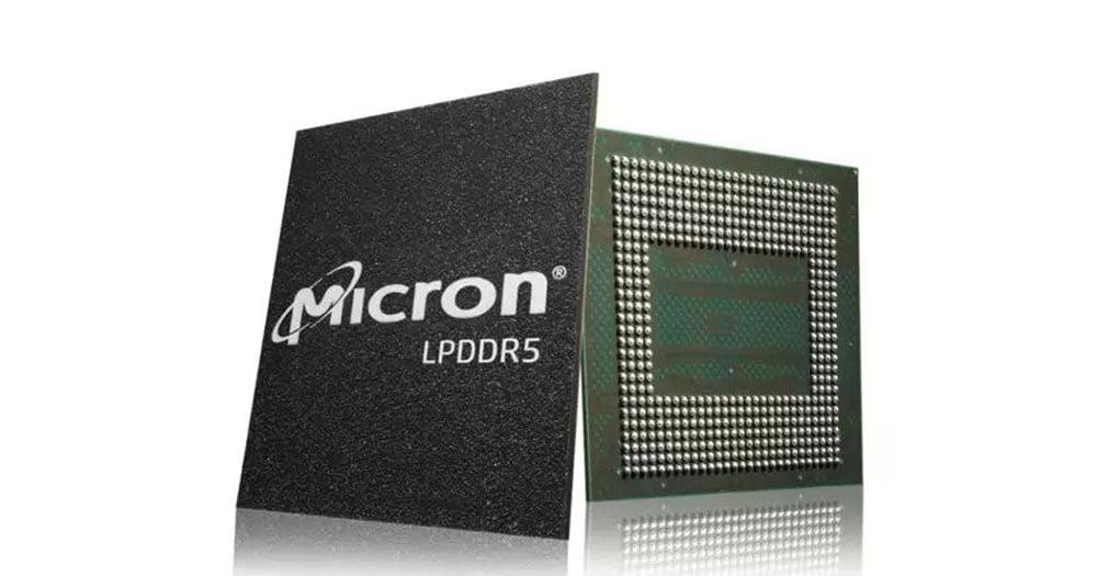 美光科技宣布量产 LPDDR5  DRAM 芯片,由小米 10 率先采用