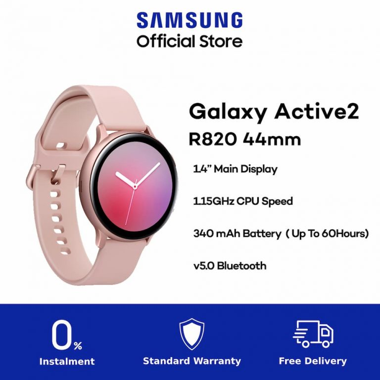Samsung Galaxy Watch Active 2 Lazada 8th Birthday Sales