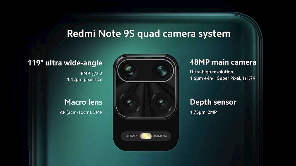 Redmi Note 9s 马来西亚售价出炉:RM799 起,Lazada 八周年庆优惠价低至 RM699 4