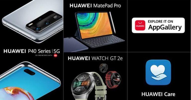 Huawei P40 系列定 4 月 2 日于马来西亚线上直播发布