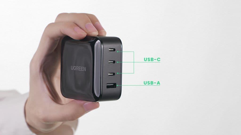 UGREEN 65W GaN 充电器 | 小人物科技志