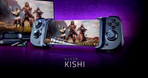 Razer Kishi 游戏手柄 Android 版正式上架:边充边玩、低延迟、适用于大部分型号的手机,售价 RM369 起!