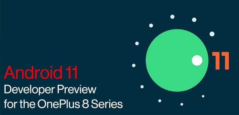 适配 OnePlus 8 系列的 Android 11 Beta 现已开放下载