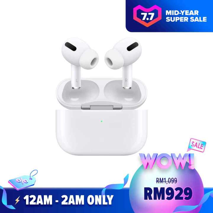 AirPods Pro Lazada 7.7 Mid-Year Sales