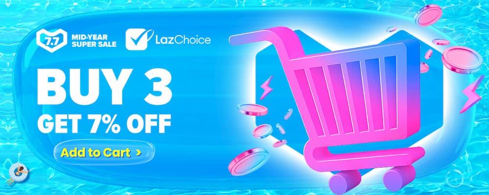 UGREEN Lazada 7.7 Mid Year Sales
