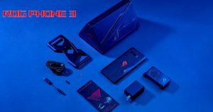 Asus ROG Phone 3 强势登场:外形更为内敛,硬核威力不减