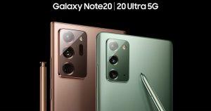 Samsung Galaxy Note20 系列售价 RM3899 起,预购赠品总值 RM699
