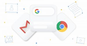 新版本的 Chrome / Gmail 及 Google Search 小组件让 iOS 14 看起来更有 Android 的范儿
