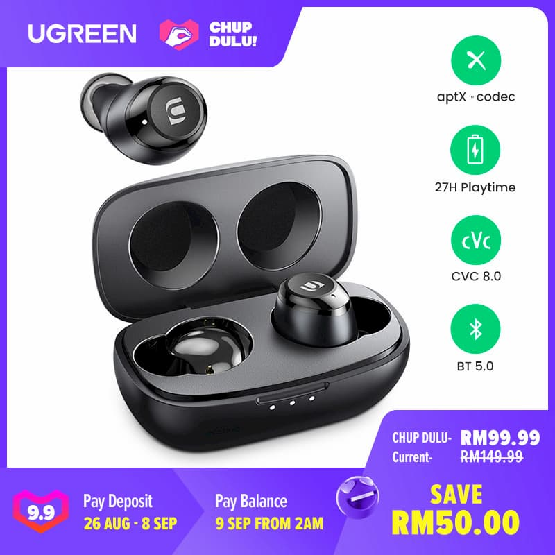 UGREEN Hi-Tune TWS Bluetooth Earphone