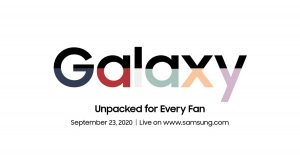 Samsung Galaxy S20 Fan Edition 或在 9 月 23 日登场?