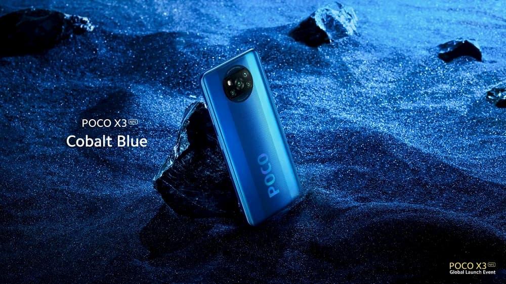POCO X3 正式亮相:高通骁龙 732G + 120Hz 刷新率 + 立体扬声器,售价 RM899 起! 2