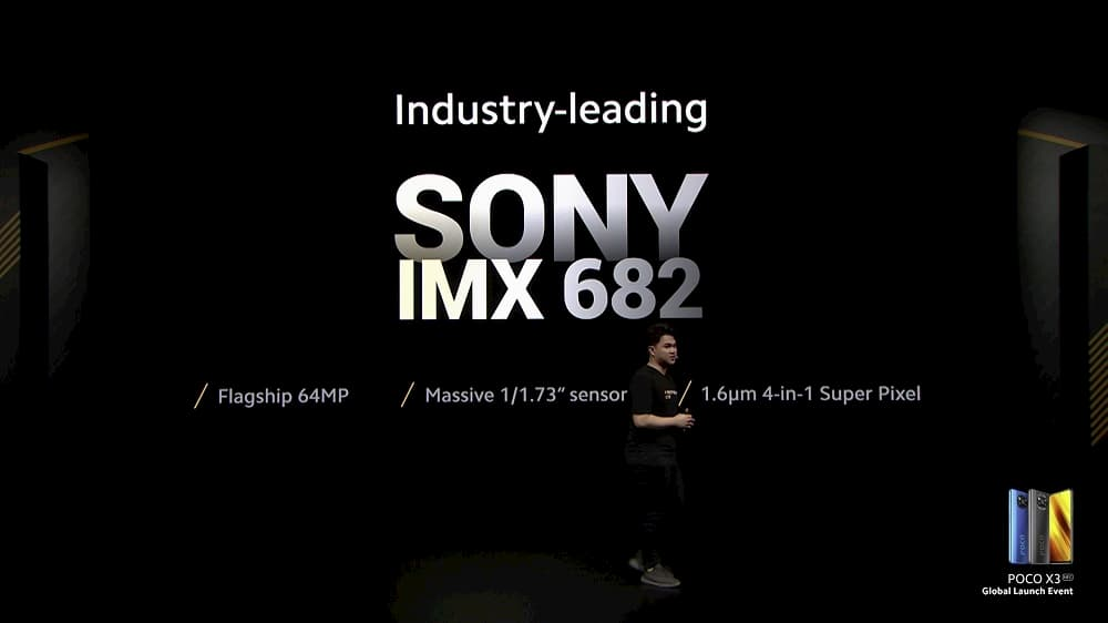 POCO X3 正式亮相:高通骁龙 732G + 120Hz 刷新率 + 立体扬声器,售价 RM899 起! 11