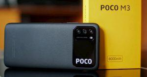 "POCO M3 评测:入门级也可以很 ""Wow!"""