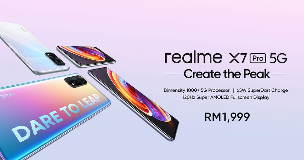 realme X7 Pro 携手联发科天玑 1000+ 登陆马来西亚,2 月 2 日首发,售 RM1999!