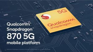 Qualcomm Snapdragon 870 芯片发布,865 系列的马(yá)甲(gāo)版?