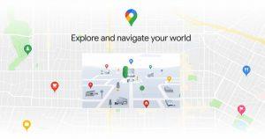 Google Maps 正测试全新的手机应用程序导航界面