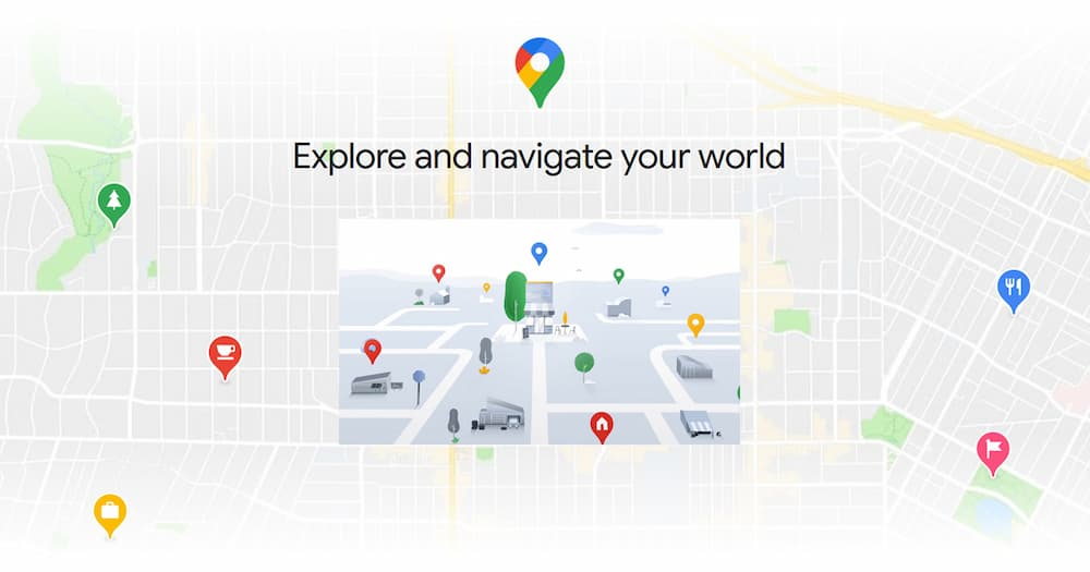 You are currently viewing Google Maps 正测试全新的手机应用程序导航界面