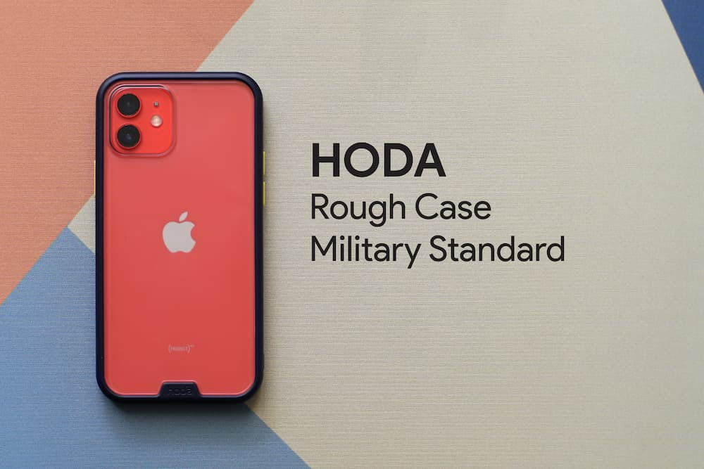 Hoda Rough Case Military Standard