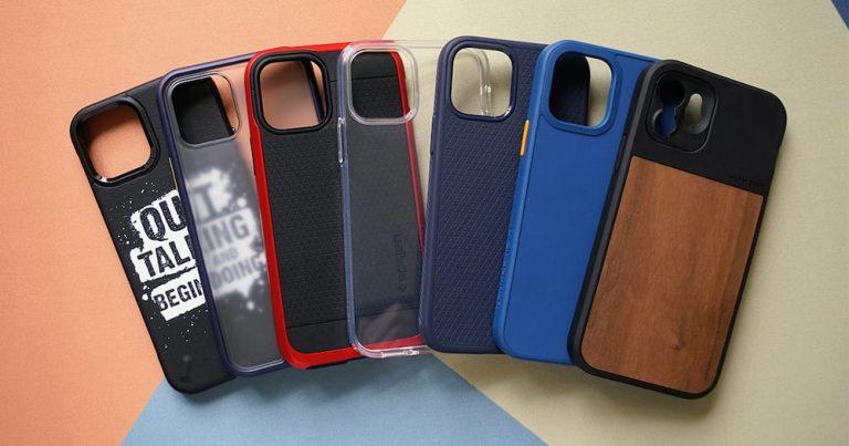 iPhone 12 / iPhone 12 Pro 手机壳大乱斗