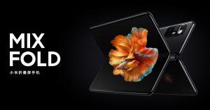 小米 MIX FOLD 以折叠屏形态重磅亮相,正式翻开 MIX 系列对手机屏幕形态的另一项探索