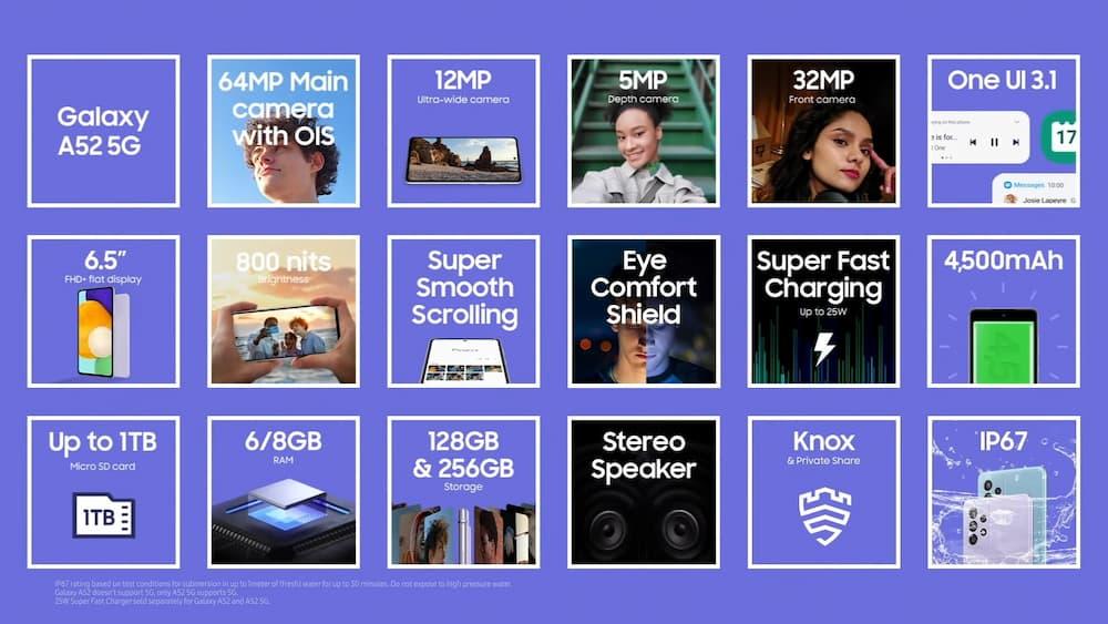 Samsung Galaxy A 系列新生力军——Galaxy A52 及 Galaxy A72,屏幕、影音及拍摄体验更加 Awesome 19