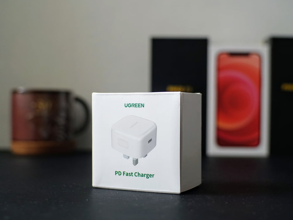 UGREEN 20W Power Delivery Charger