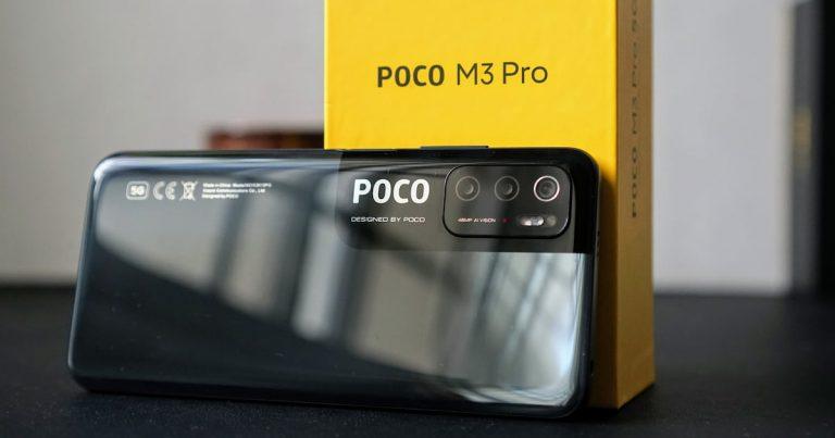 POCO M3 Pro 5G 简评:相遇太早