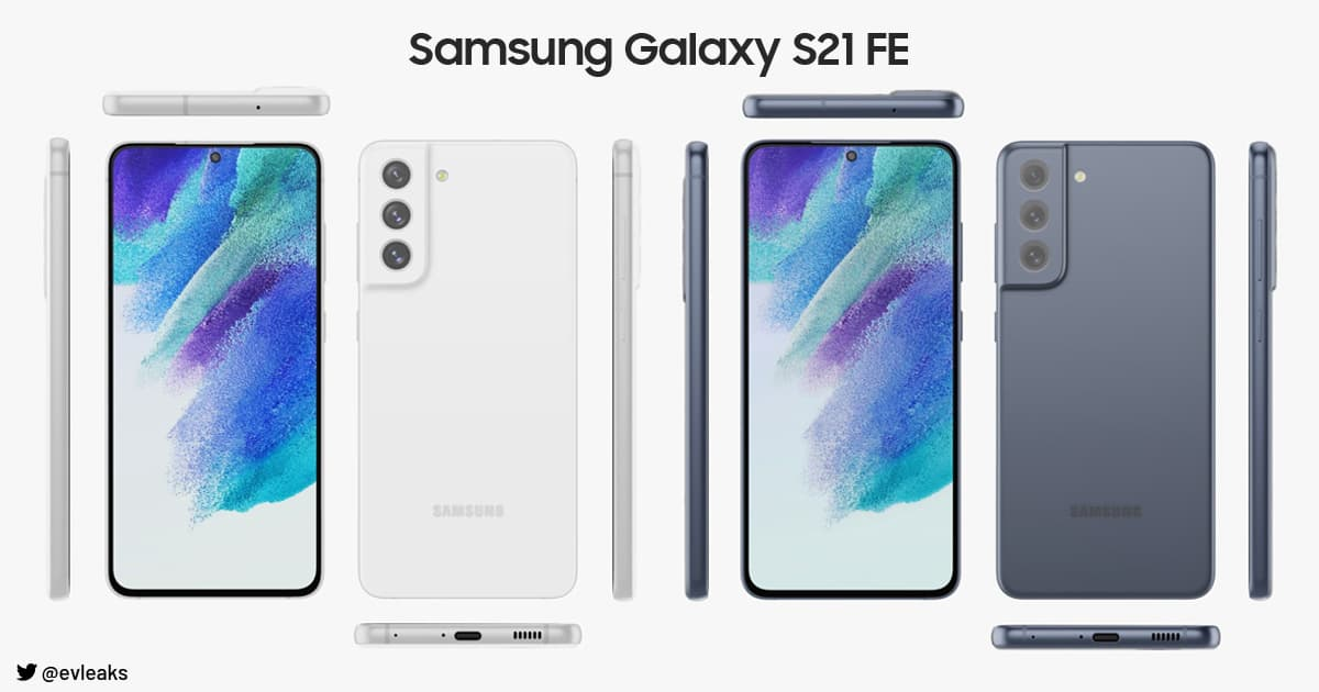 You are currently viewing 传让路给 Galaxy Z 系列,Samsung Galaxy S21 FE 或胎死腹中