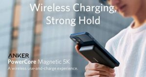 Read more about the article 原厂的未必最好?Anker PowerCore Magnetic 5K 磁吸式移动电源更值得入手