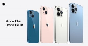 Read more about the article iPhone 13 系列发布会整理:再见 64GB,ProMotion 高刷终于来了,10 月 1 日开放预购!