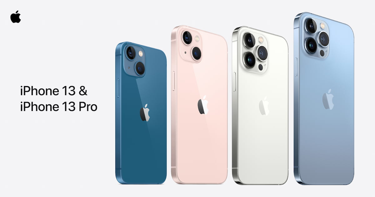 You are currently viewing iPhone 13 系列发布会整理:再见 64GB,ProMotion 高刷终于来了,10 月 1 日开放预购!